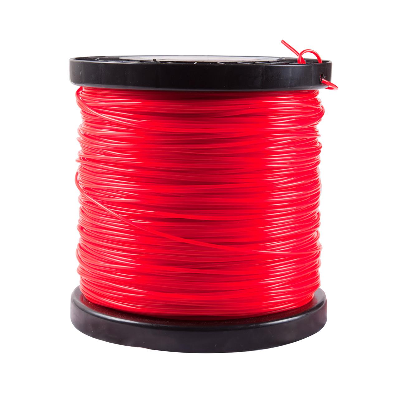 Filo per decespugliatori bobina Red Lines Nicart